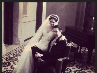 La boda de Ivonne y Óscar 1