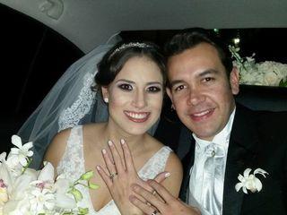 La boda de Ivonne y Óscar