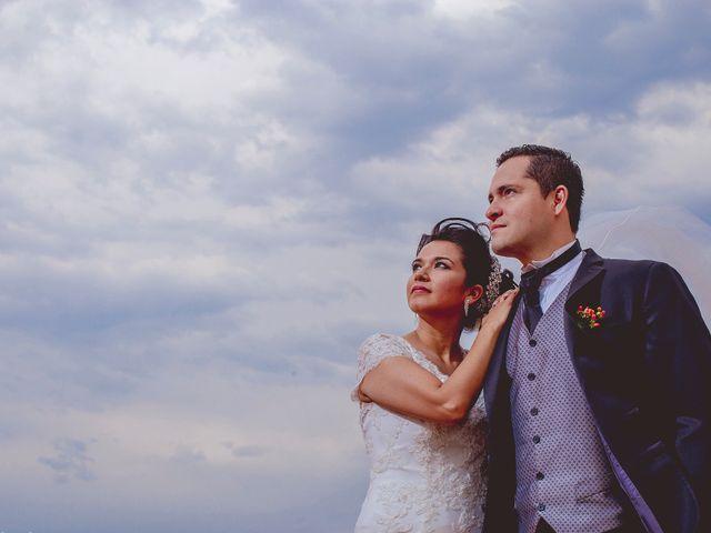 La boda de Lucero y Isaac