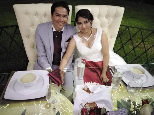 La boda de Yadira y José Luis