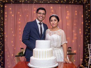La boda de Ángel  y Myriam