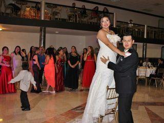La boda de Alondra y Eduardo 2