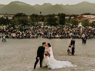 La boda de Yolanda y David