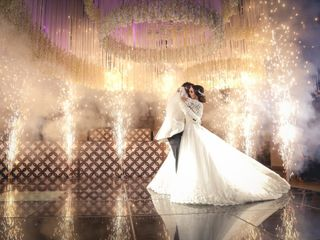 La boda de Ahtziri  y Jaime