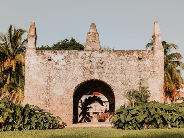 La boda de Diego y Luisa en Mérida, Yucatán 5