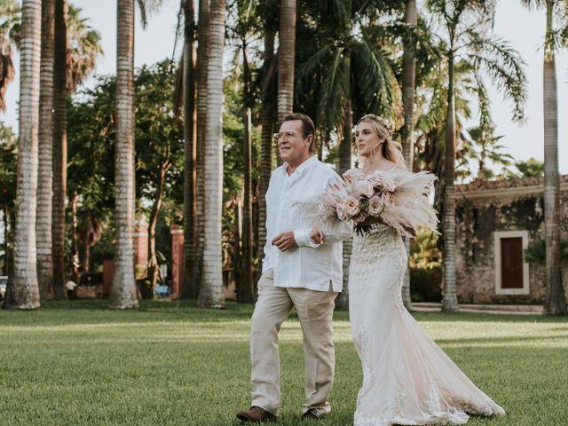 La boda de Diego y Luisa en Mérida, Yucatán 8