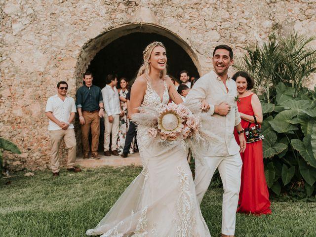 La boda de Diego y Luisa en Mérida, Yucatán 1