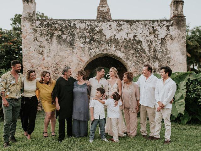 La boda de Diego y Luisa en Mérida, Yucatán 15