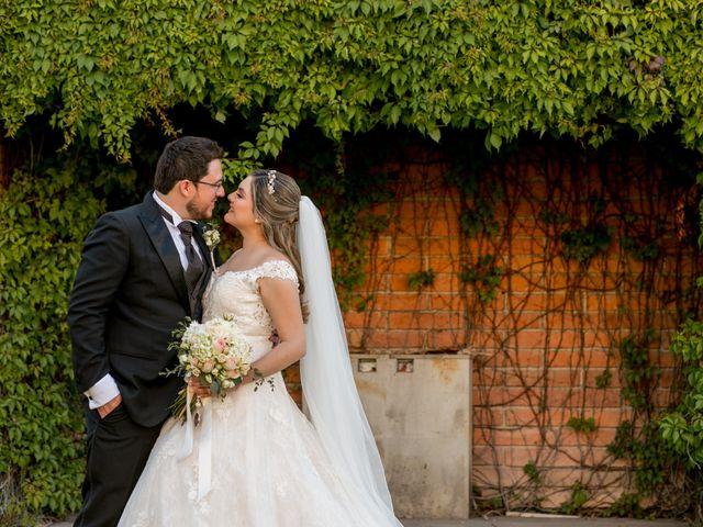 La boda de Paola y Alan