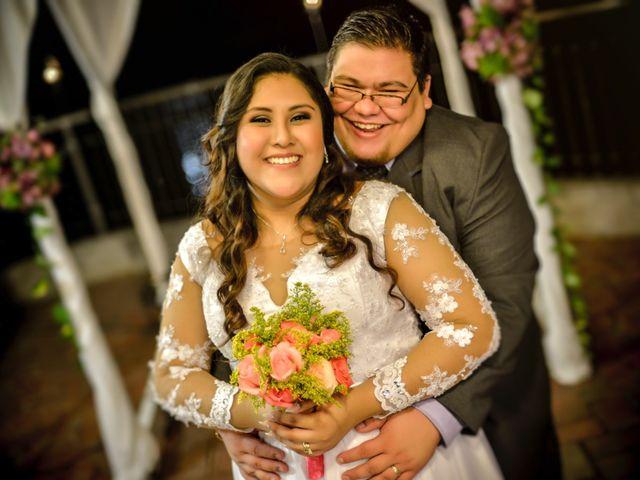 La boda de Lesly y Irving