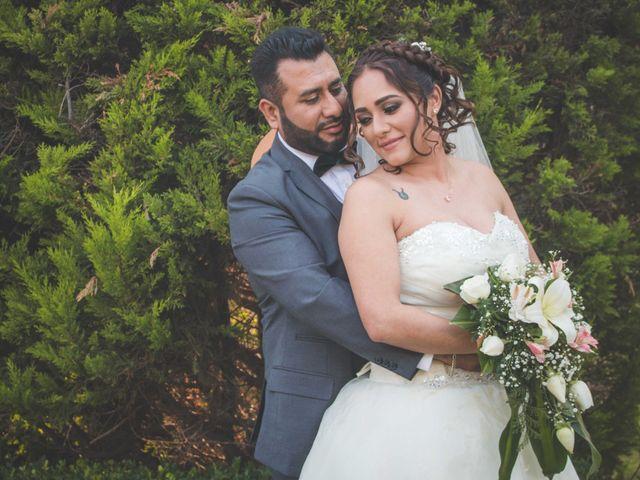 La boda de Leslie y Miguel