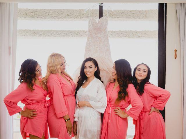 La boda de Mario y Marilyn en Cancún, Quintana Roo 7