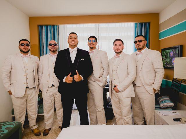 La boda de Mario y Marilyn en Cancún, Quintana Roo 11
