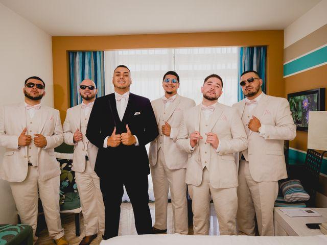 La boda de Mario y Marilyn en Cancún, Quintana Roo 12