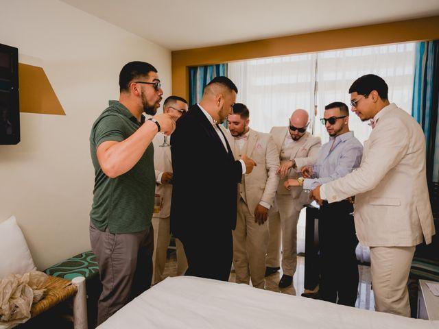La boda de Mario y Marilyn en Cancún, Quintana Roo 14
