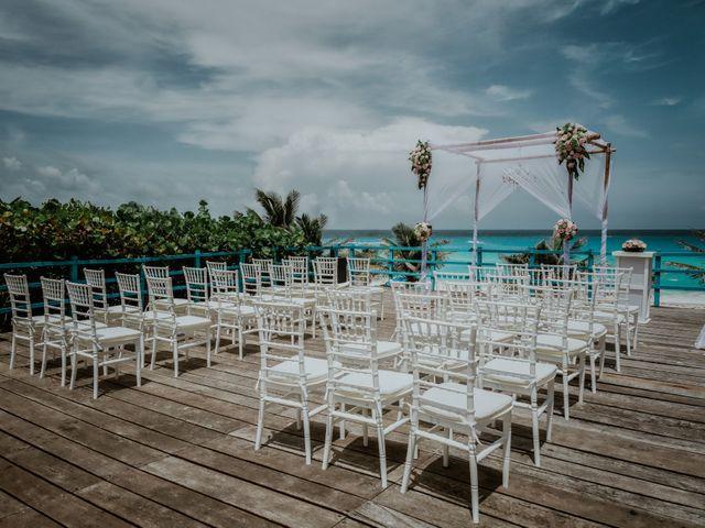 La boda de Mario y Marilyn en Cancún, Quintana Roo 15