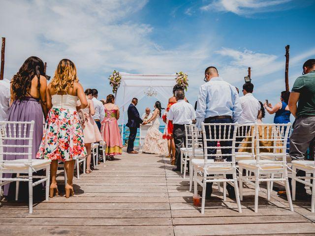 La boda de Mario y Marilyn en Cancún, Quintana Roo 18