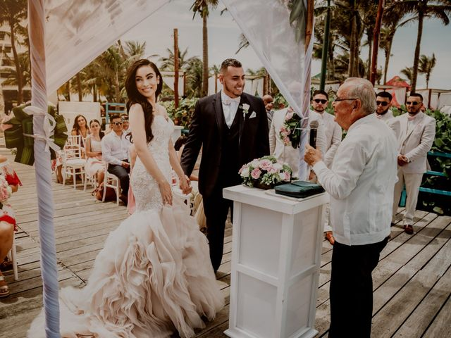 La boda de Mario y Marilyn en Cancún, Quintana Roo 1