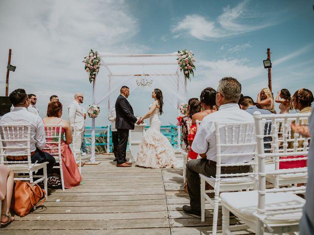 La boda de Mario y Marilyn en Cancún, Quintana Roo 19