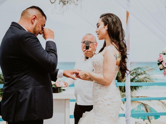 La boda de Mario y Marilyn en Cancún, Quintana Roo 21