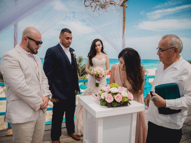 La boda de Mario y Marilyn en Cancún, Quintana Roo 22