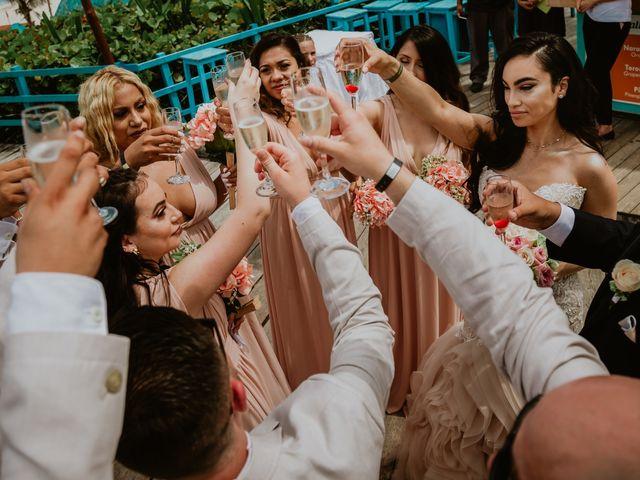 La boda de Mario y Marilyn en Cancún, Quintana Roo 28