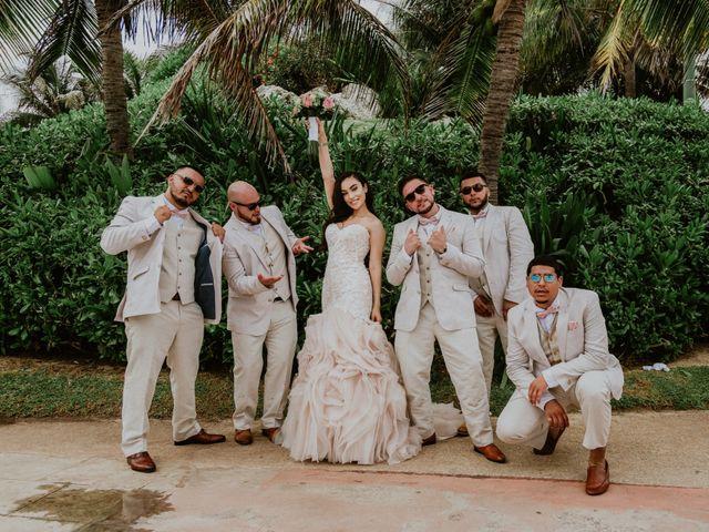 La boda de Mario y Marilyn en Cancún, Quintana Roo 36