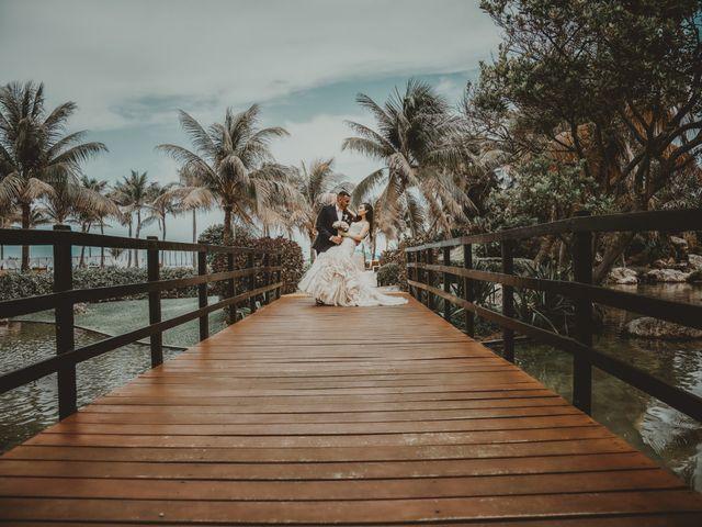La boda de Mario y Marilyn en Cancún, Quintana Roo 39