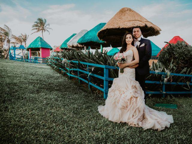La boda de Mario y Marilyn en Cancún, Quintana Roo 41
