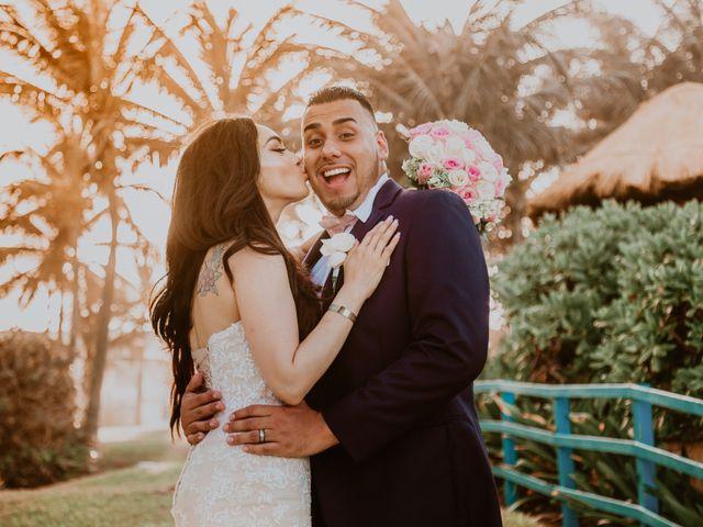 La boda de Mario y Marilyn en Cancún, Quintana Roo 42
