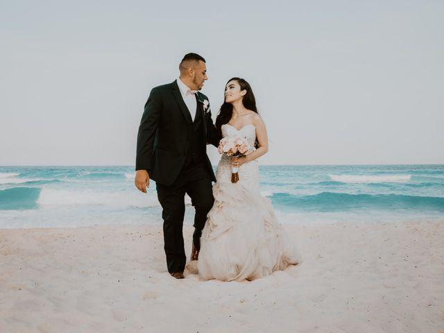 La boda de Mario y Marilyn en Cancún, Quintana Roo 2