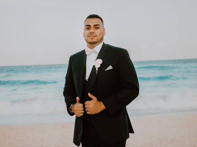 La boda de Mario y Marilyn en Cancún, Quintana Roo 46