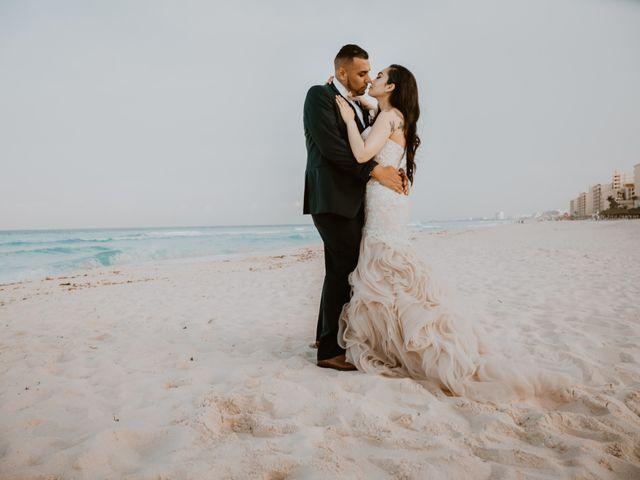 La boda de Mario y Marilyn en Cancún, Quintana Roo 47