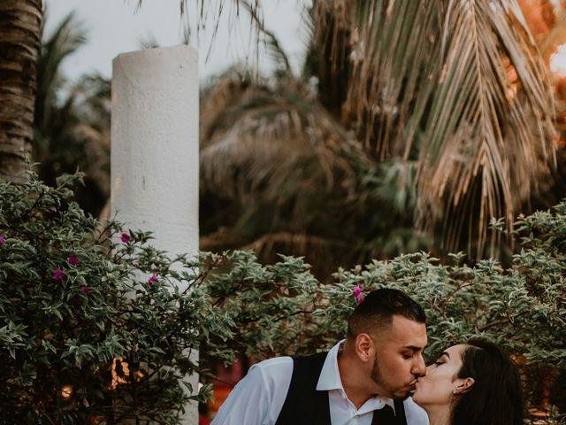 La boda de Mario y Marilyn en Cancún, Quintana Roo 51