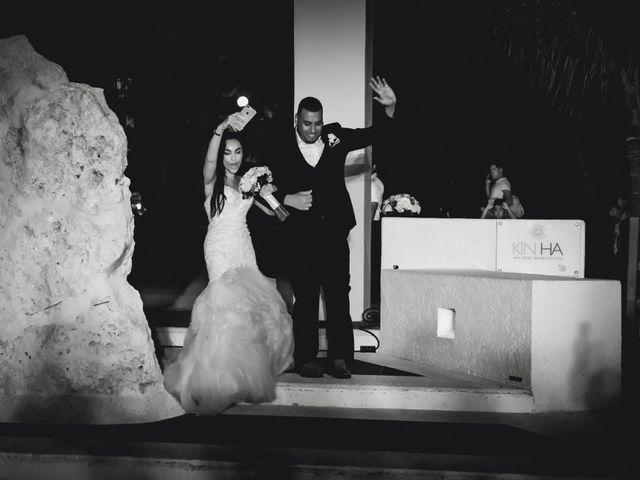 La boda de Mario y Marilyn en Cancún, Quintana Roo 52