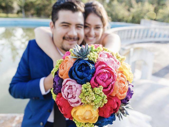 La boda de Anhya y Emmanuel
