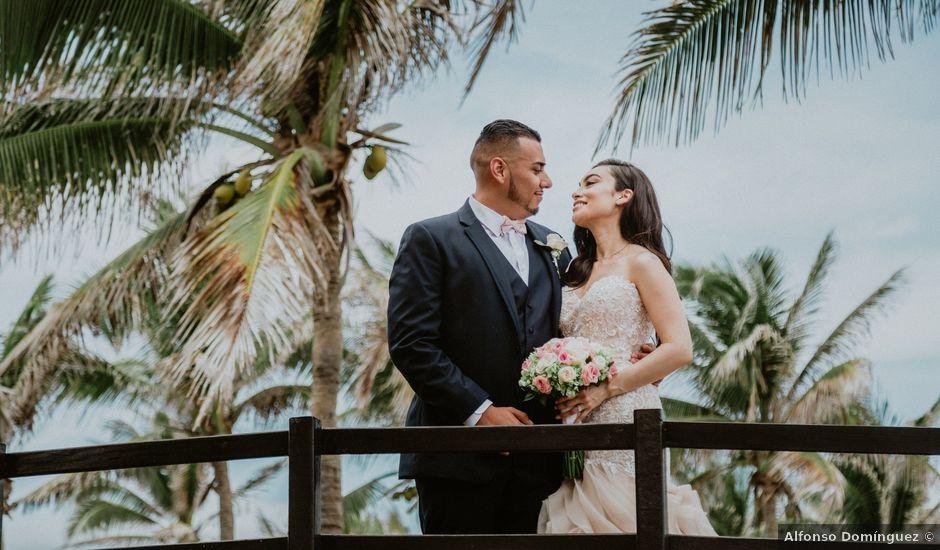 La boda de Mario y Marilyn en Cancún, Quintana Roo