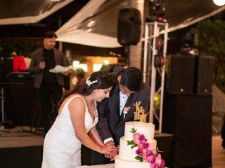 La boda de Sarahí  y Humberto  1