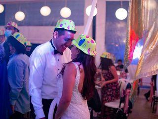 La boda de Sarahí  y Humberto  2