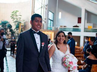 La boda de Sarahí  y Humberto