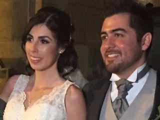 La boda de Nancy y Efraín