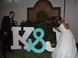 La boda de Karina Isela y Francisco Javier 1