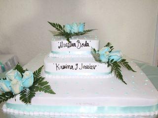 La boda de Karina Isela y Francisco Javier 2