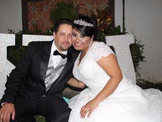 La boda de Karina Isela y Francisco Javier