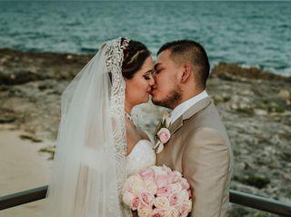 La boda de Esmerarlda y Hugo