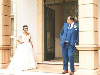 La boda de Viridiana y Josué 1