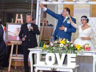 La boda de Viridiana y Josué 3