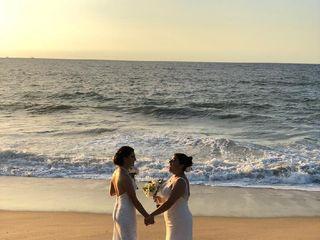 La boda de Dessire y Josefina 1