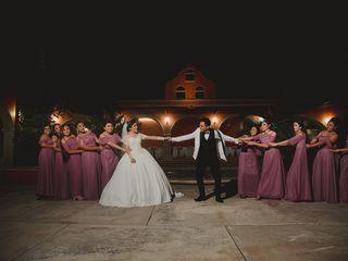 La boda de Jannin y Derwin