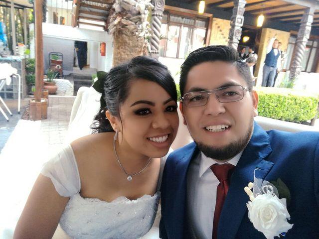 La boda de Adilene y Manuel